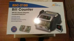 Rbc2100 Royal Sovereign Bill/Currency Counter