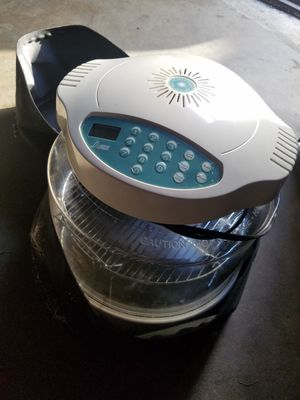 Microwave Oven Toaster