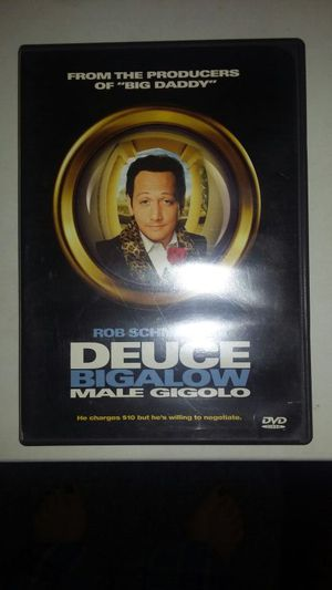 deuce bigalow male gigalo dvd