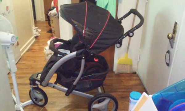 graco signature series jogger stroller baby kids in brooklyn ny. Black Bedroom Furniture Sets. Home Design Ideas