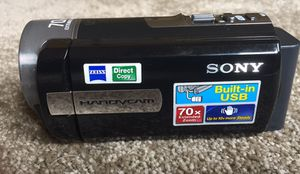 Sony DCR-SX45 Handyman video recorder