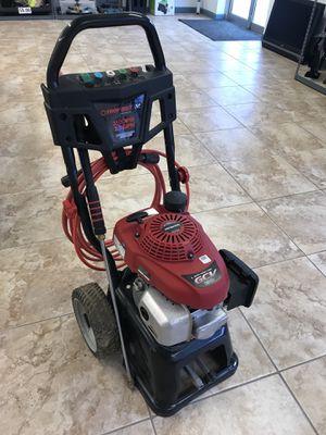 Troy-Bilt Pressure Washer with Honda Engine