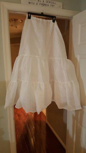 Wedding dress slip