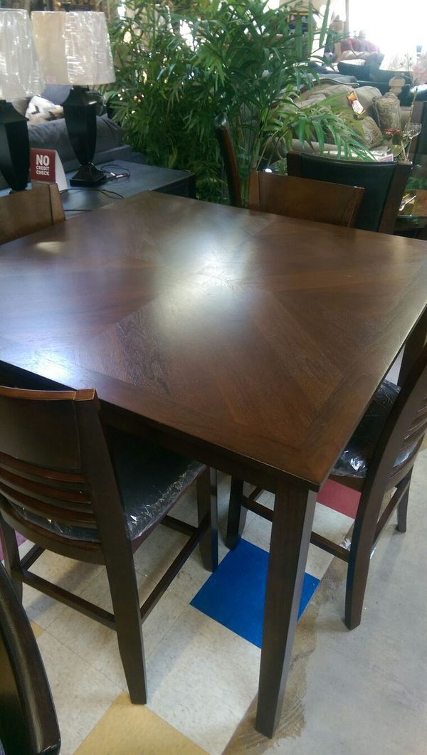 5 piece dining table set for sale furniture in federal for Furniture federal way