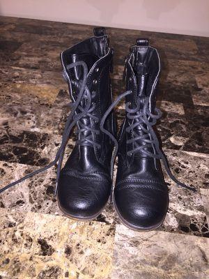Boots black size 7c