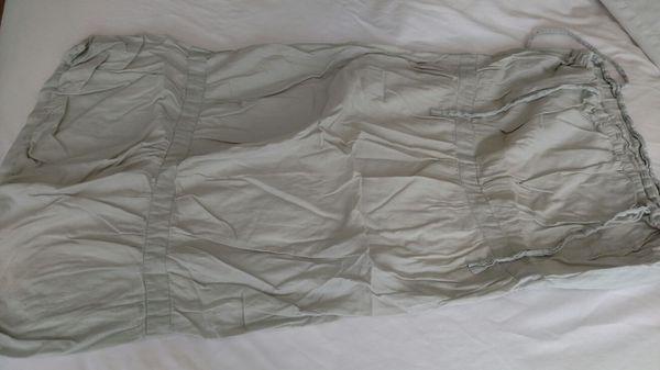 Pottery barn king bedding & mattress cover Household