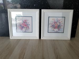Pair of pictures