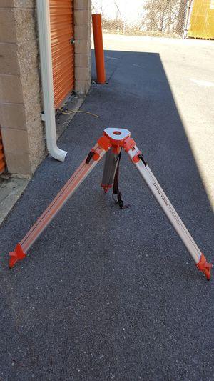 David White Industrial Construction Survey Surveying Equipment Tripod