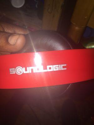Soundlogic LED Bluetooth Headphones