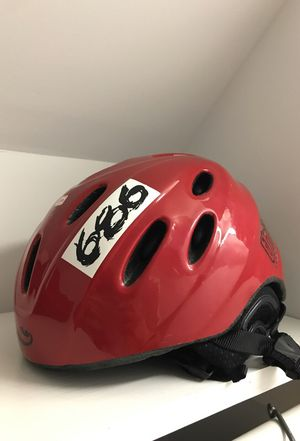 Giro Red men's snowboarding / skiing helmet