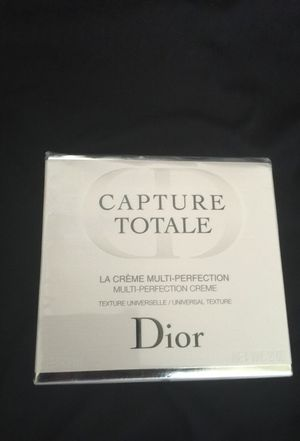 A brand new m, sealed Dior capture totale moistrizer for all skin type