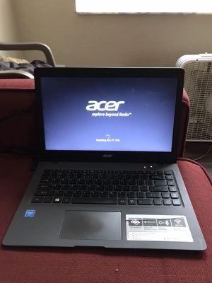 Beautiful Acer Laptop