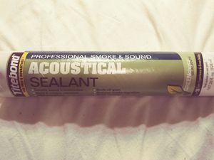Professional smoking sound acoustical ceiling 28 fluid ounce size 12 available