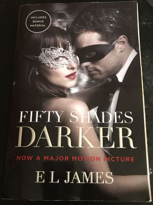 50 Shades Darker Book