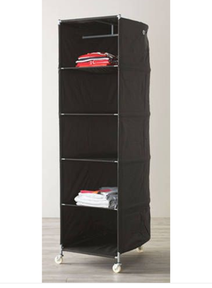 New Ikea PS Organizer Fabric Closet Wardrobe