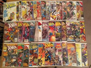 The Uncanny X-Men (Volume 1) Comic Book Lot - 43 Issues (Marvel Comics)