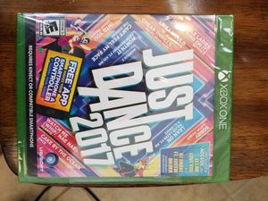 Just Dance 2017 Xbox One (New)