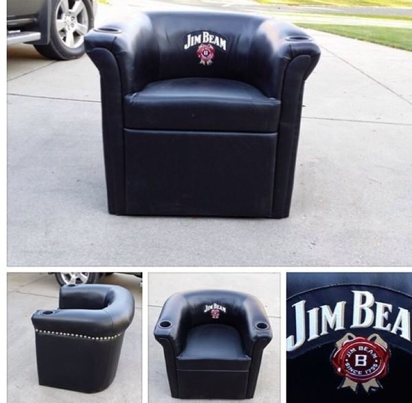 Jim Beam Cooler Chair Furniture In Tampa Fl Offerup