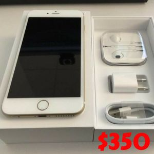 Apple iPhone 6 Plus - Factory Unlocked - Comes w/ Box + Accessories