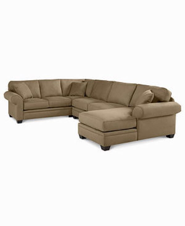 Raja sectional from macy 39 s furniture in lynnwood wa for Furniture lynnwood washington