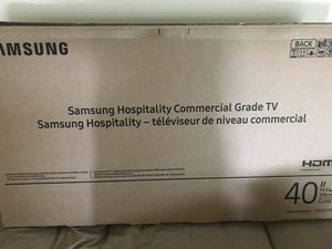 Samsung 40 inc tv