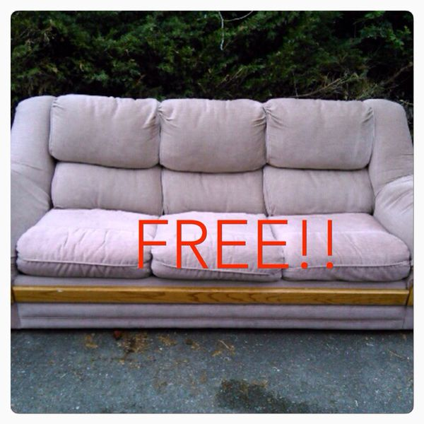 Free sofa sleeper furniture in lynnwood wa offerup for Furniture lynnwood washington