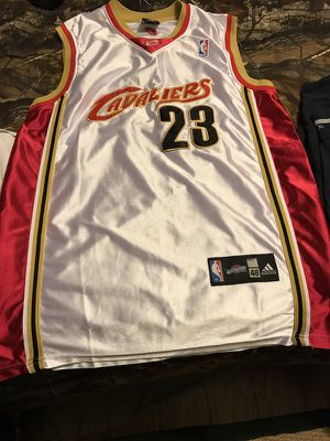 Cleveland Cavs jersey and Shorts
