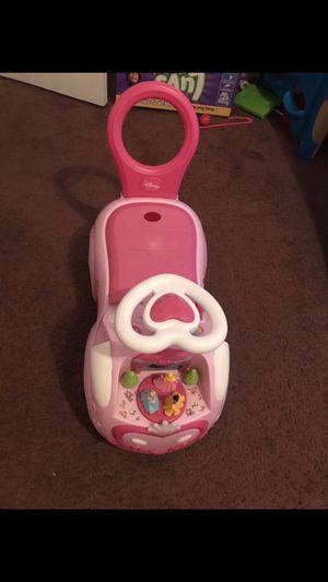 Princess ride toy
