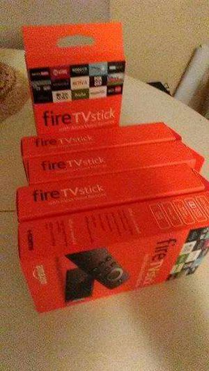 Amazon Fire Stick TV UNLOCKED Firestick Movies DELIVER AND INSTALL