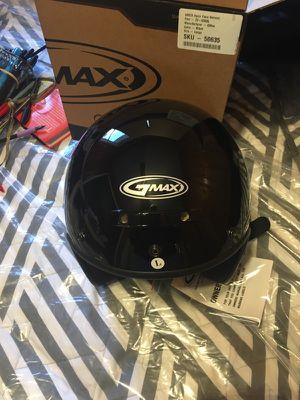 Moped Gloves & Helmet