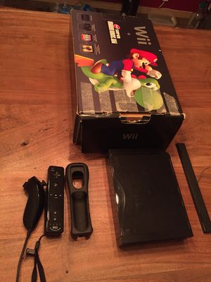Complete NINTENDO Wii System-Works Perfect