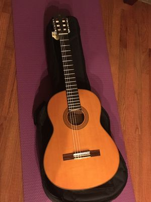 Classical Guitar and cover