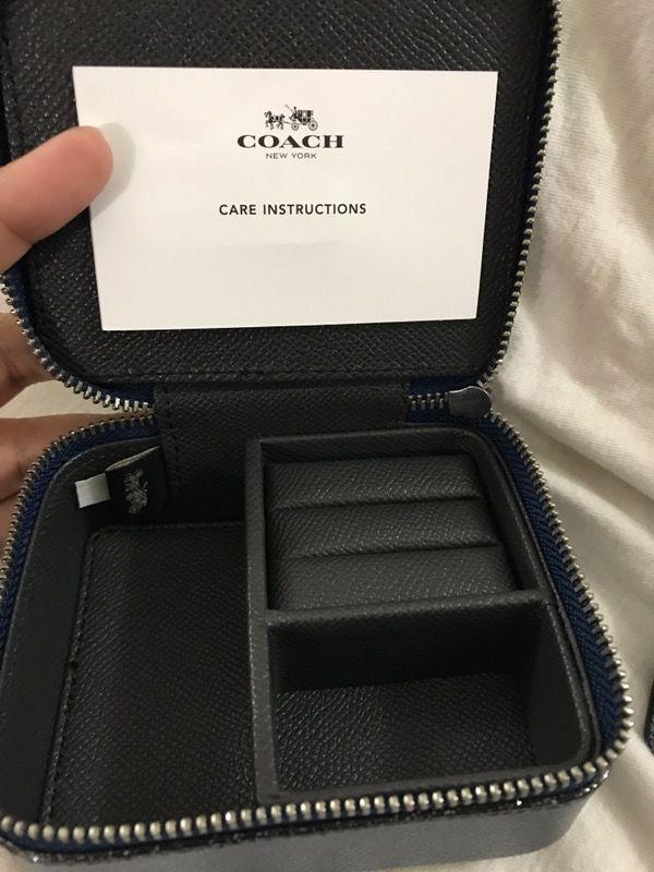 Coach jewelry box Jewelry Accessories in Marietta GA OfferUp