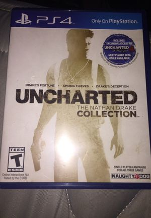 Uncharted the collection
