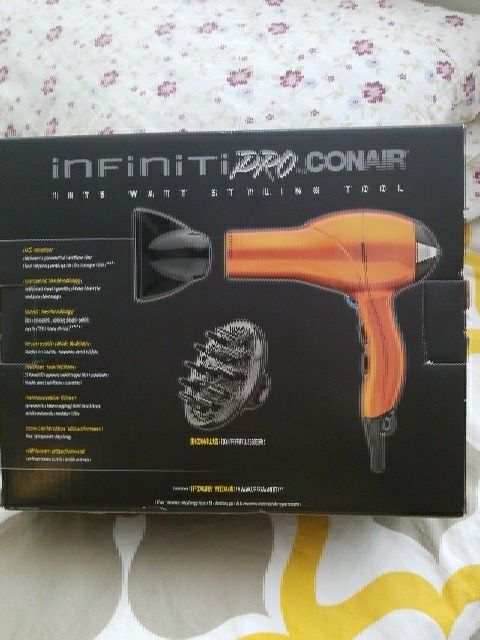 Infinity pro by conair styling tool