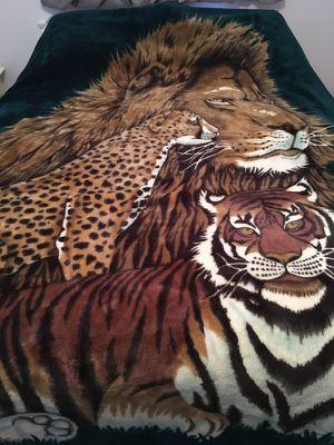 MINK Queen blanket