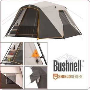 6 man camping tent never been used