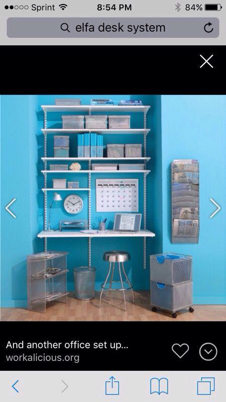 Elfa Desk Furniture In Everett Wa Offerup