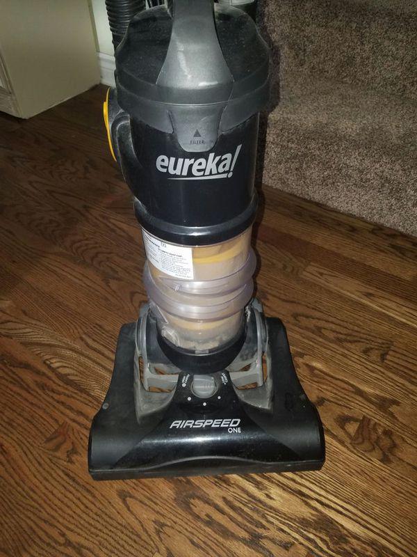eureka airspeed one vacuum manual