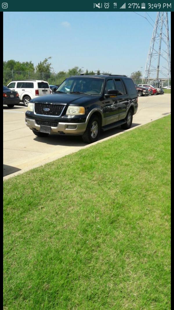 03 expedition eddie bauer (Cars & Trucks) in Dallas, TX - OfferUp