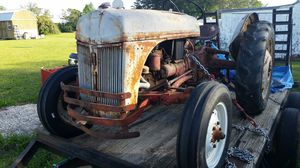 1949 8n ford tractor