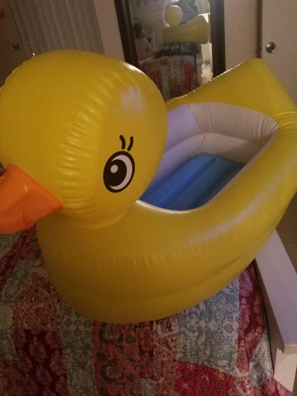 New rubber duck bathtub (Baby & Kids) in Chino, CA - OfferUp