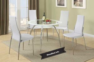 5 Piece Dining room Set under $350... please visit (iNeedBed. info) for more details