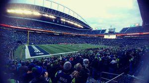 Seahawks vs Rams.