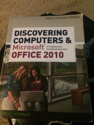 Microsoft office 2010 textbook