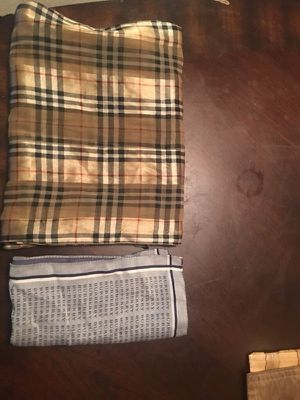 Burberry SILK Scarf & Handkerchief