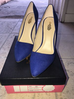 Charlotte Russe Size 8 Heels