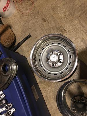 Chevy c10 wheels 5x5
