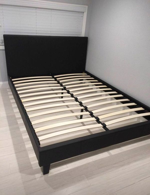 new platform bed frame free delivery furniture in lake