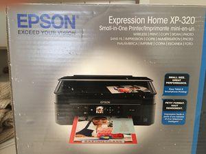 Epson wifi built in printer